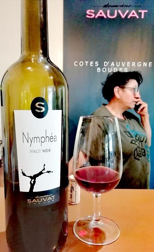 Cuvée Nymphéa Annie Sauvat