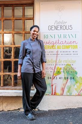 Restaurant Vegan L'atelier Generous