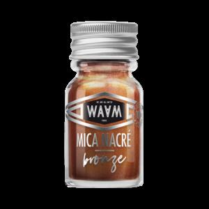 Waam Mica Nacre Bronze