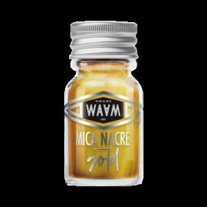 Waam Mica Nacre Gold