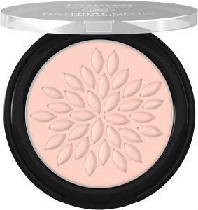 Lavera natural highlighter Rosy Shine 01