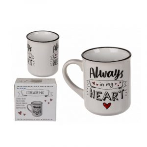 Mug Always in my heart
