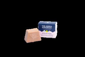 Nettoyant visage peau sensible et sèche aux pétales de rose