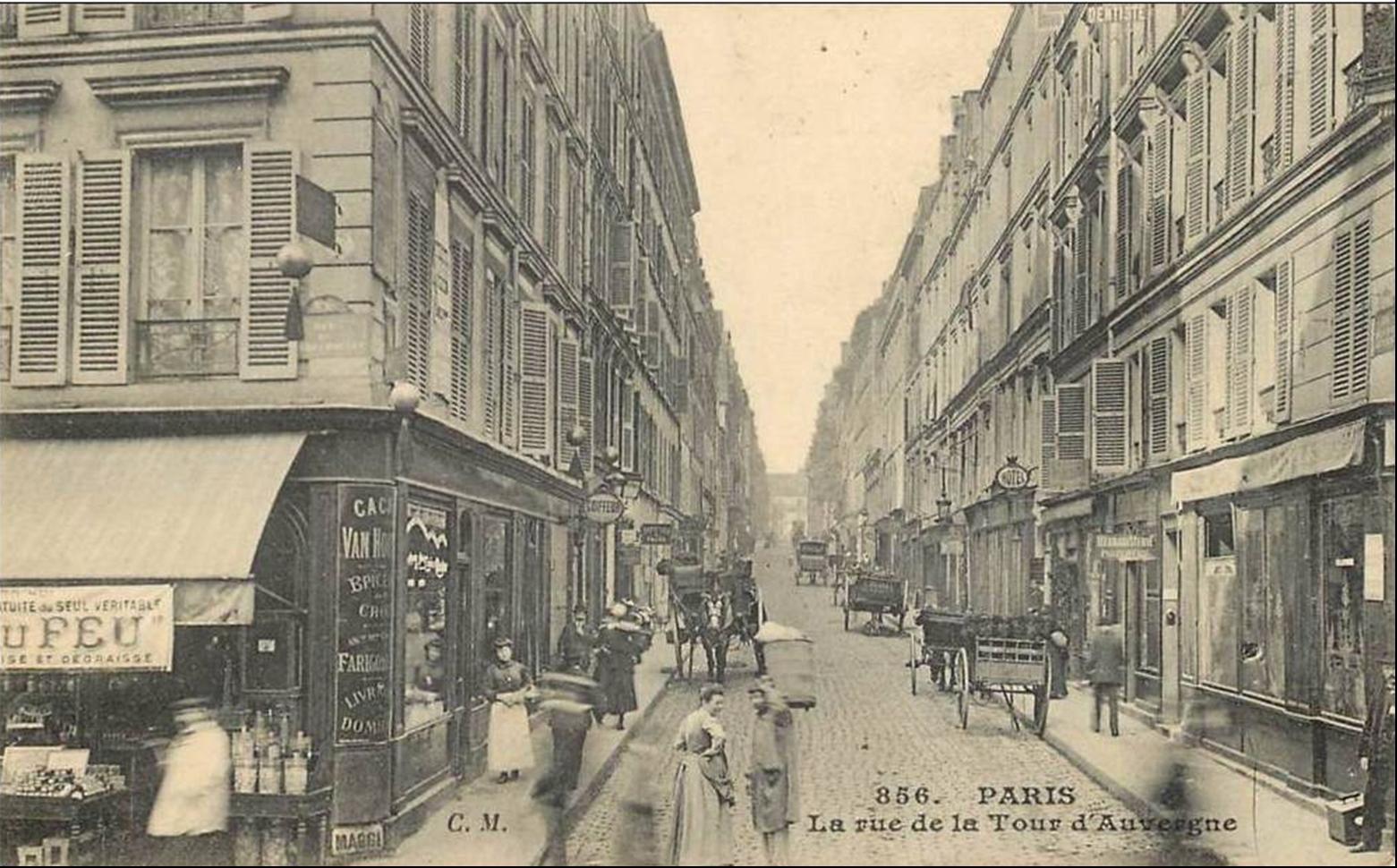 Recréer un bout d'Auvergne à Paris