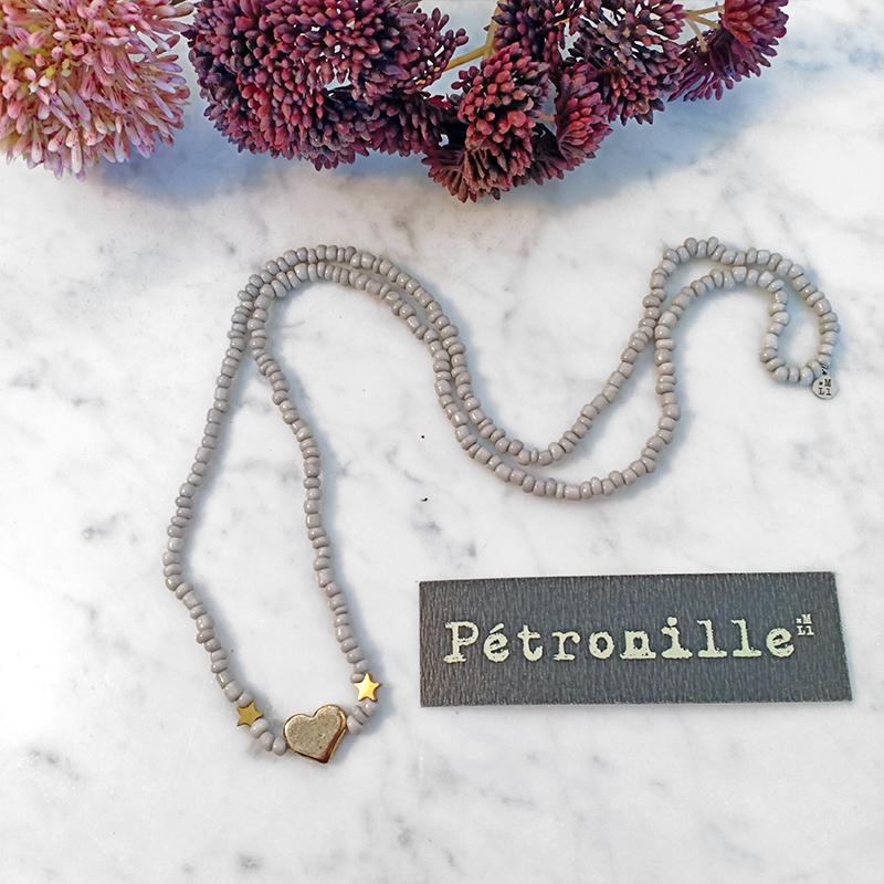 Sautoir perles - entre 8€ et 12€ selon taille et perles