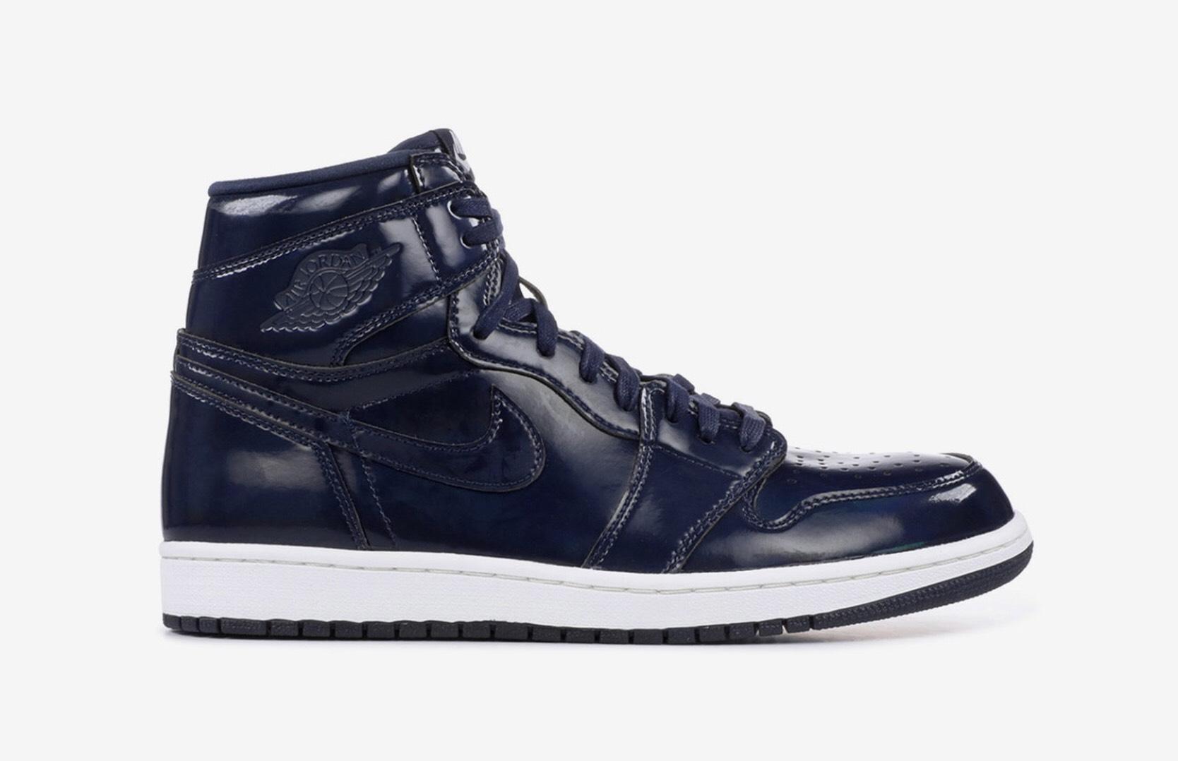 Collab Dover Street Maket x Nike Air Jordan 1