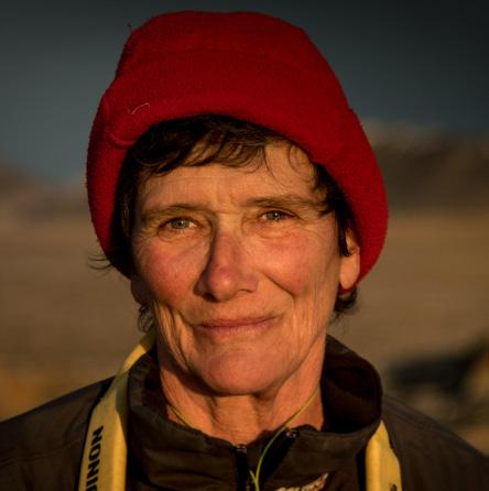 La marraine 2021, la navigatrice Isabelle Autissier
